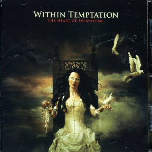 Within Temptation Heart Of Everything Import Eu