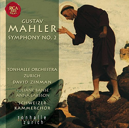 G. Mahler Sinfonie 2 Sacd Zinman Tonhalle Orch