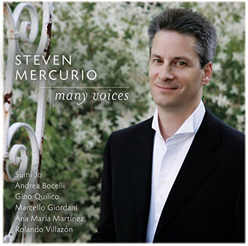 Mercurio Steven Many Voices