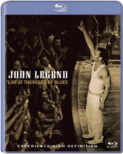John Legend Live At The House Of Blues Blu Ray