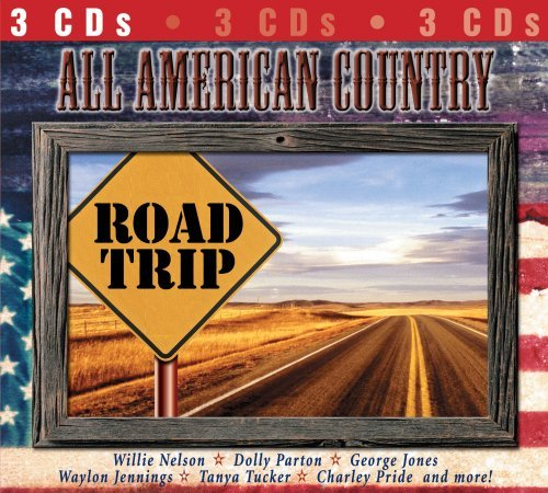 All American Country Road Trip All American Country Road Trip 3 CD Set