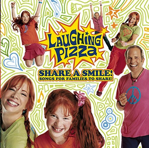 Laughing Pizza Share A Smile!