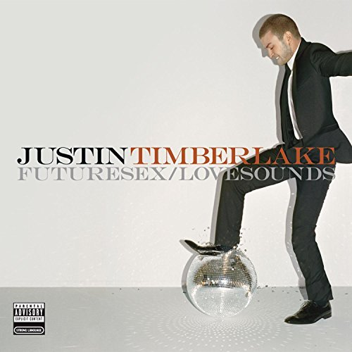 Justin Timberlake Futuresex Love Sounds Explicit Version 2 Lp Set