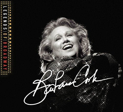 Barbara Cook Legends Of Broadway Legends Of Broadway