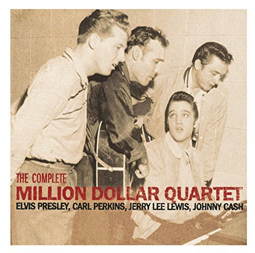 Elvis Presley Complete Million Dollar Quarte