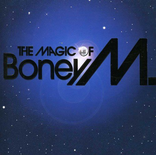 Boney M Magic Of Boney M
