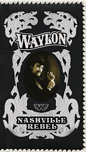 Waylon Jennings Nashville Rebel 4 CD