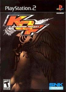 Ps2 King Of Fighters Maximum Impact