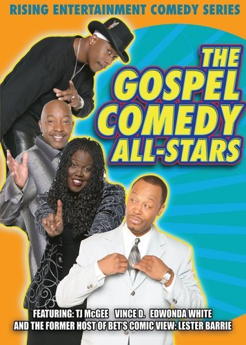 Gospel Comedy All Stars Gospel Comedy All Stars Clr Nr
