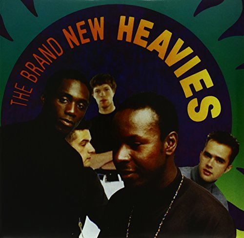 Brand New Heavies Brand New Heavies 2 Lp Set
