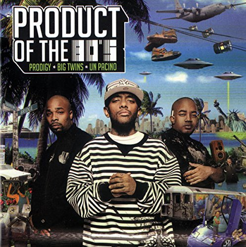 Prodigy Product Of The 80's