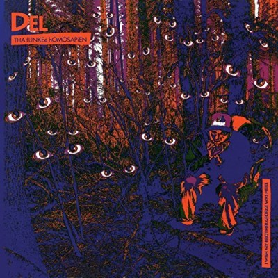 Del Tha Funkee Homosapien I Wish My Brother George Was Here 2 Lp Set