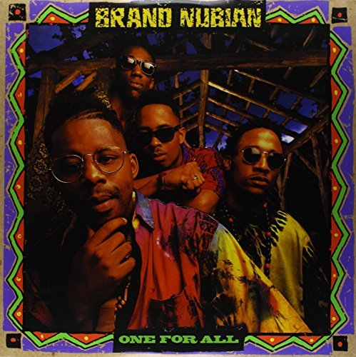 Brand Nubian One For All 2 Lp Set