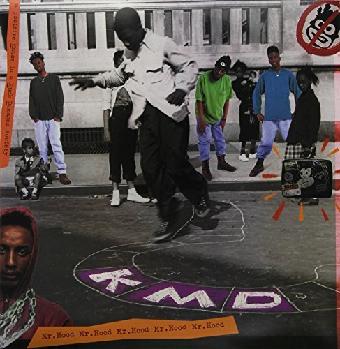 Kmd Mr. Hood 2 Lp Set