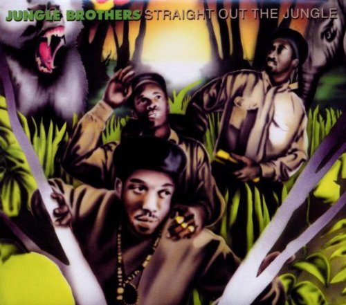 Jungle Brothers Straight Out The Jungle Explicit Version 2 CD