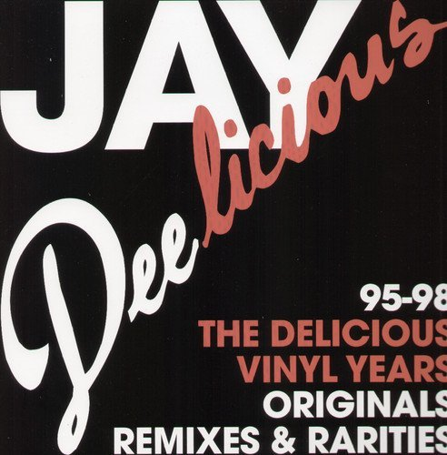 Jay Dee Jay Deelicious The Delicious V Explicit Version 3 Lp