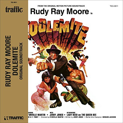 Various Artists Rudy Ray Moore Is Dolemite Explicit Version 2 CD