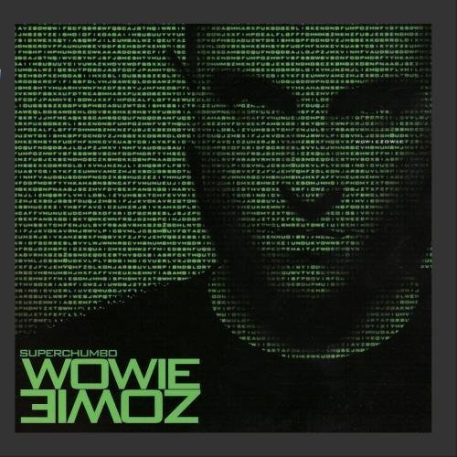 Superchumbo Wowie Zowie Explicit Digipak