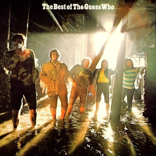 Guess Who Best Of The Guess Who 180gm Vinyl
