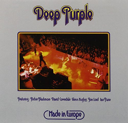 Deep Purple Made In Europe Remastered