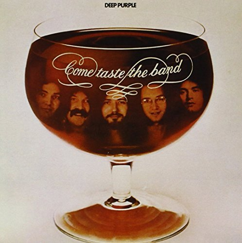 Deep Purple Come Taste The Band Remastered