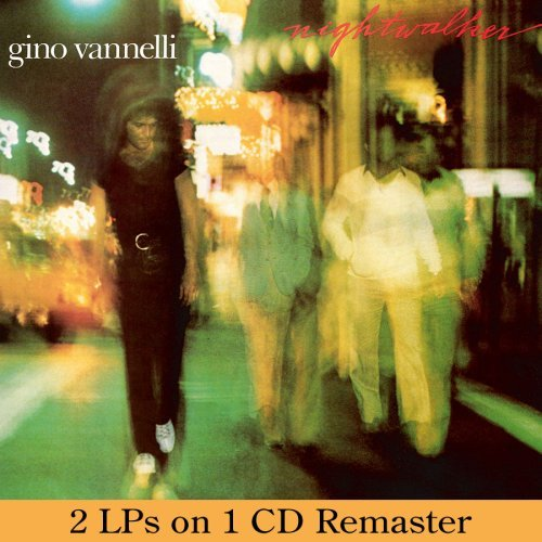 Gino Vannelli Nightwalker Black Cars Remastered