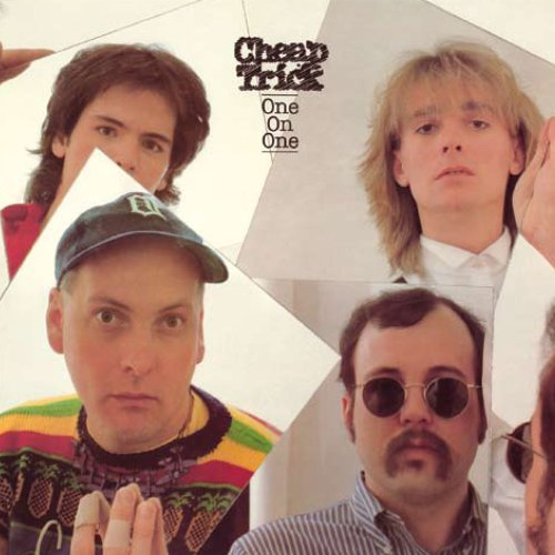 Cheap Trick One On One Next Position Pleas 2 CD