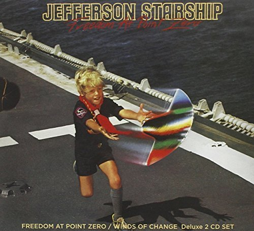 Jefferson Starship Freedom At Point Zero Winds Of