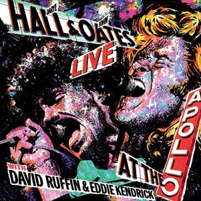 Hall & Oates Live At The Apollo With David