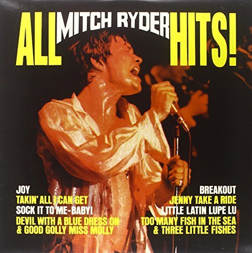 Mitch Ryder All Mitch Ryder Hits Lmtd Ed.