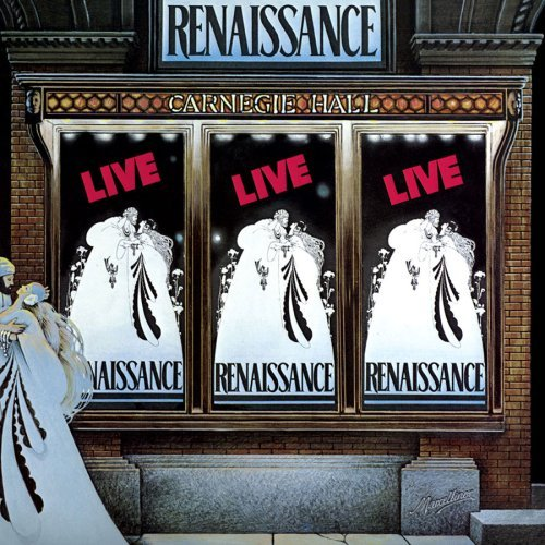 Renaissance Live At Carnegie Hall 2 CD