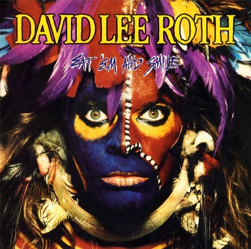 David Lee Roth Eat 'em & Smile 180gm Vinyl