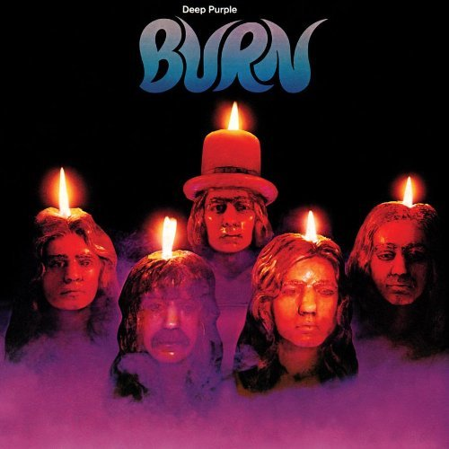 Deep Purple Burn 180gm Vinyl