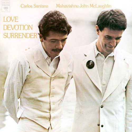 Carlos & John Mclaughl Santana Love Devotion Surrender 180gm Vinyl