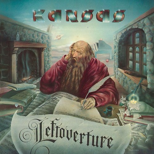 Kansas Leftoverture 180gm Vinyl