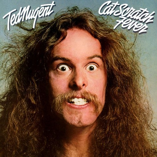 Ted Nugent Cat Scratch Fever 180gm Vinyl