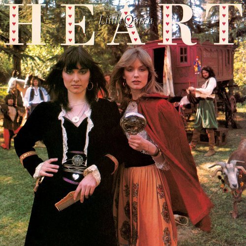 Heart Little Queen 180gm Vinyl