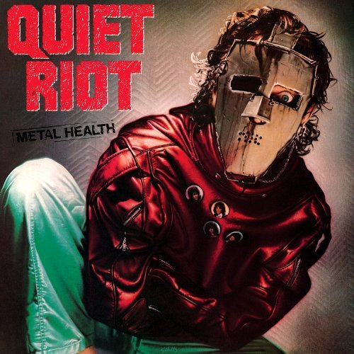 Quiet Riot Metal Health Lmtd Ed.
