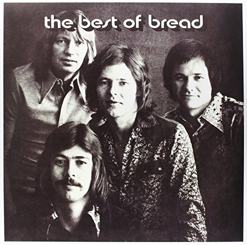 Bread Best Of Bread 180gm Vinyl