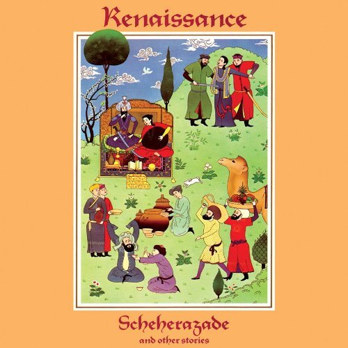 Renaissance Scheherazade & Other Stories Incl. DVD