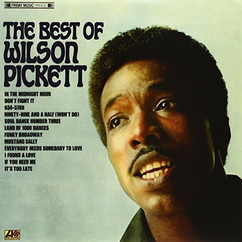 Wilson Pickett Best Of Wilson Pickett 180gm Vinyl