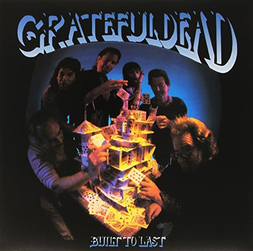 Grateful Dead Built To Last 180gm Vinyl