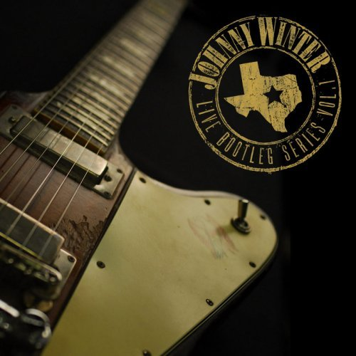 Johnny Winter Vol. 1 Live Bootleg Series 180gm Vinyl 2 Lp Set