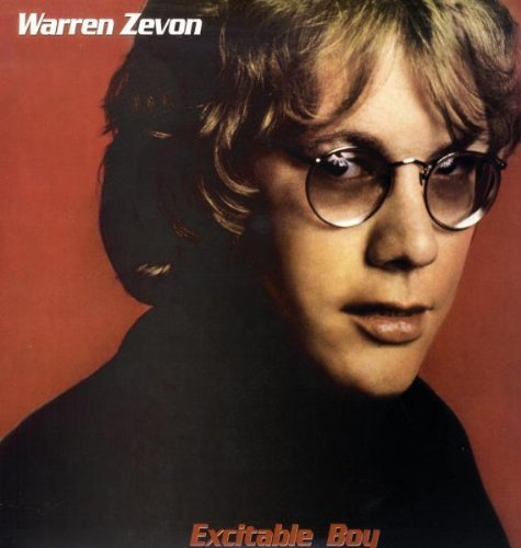 Warren Zevon Excitable Boy 180gm Vinyl