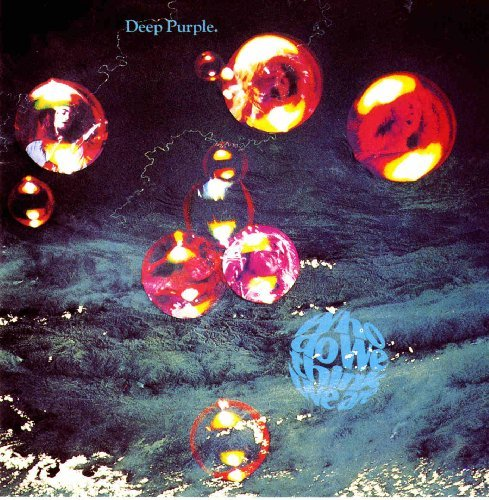 Deep Purple Who Do We Think We Are 180gm Vinyl