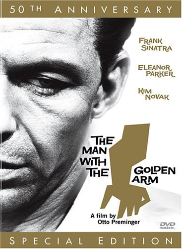 Man With The Golden Arm Man With The Golden Arm Clr Nr 2 DVD Special