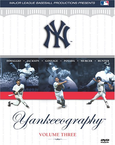 Yankeeography Vol. 3 Clr Nr 3 DVD