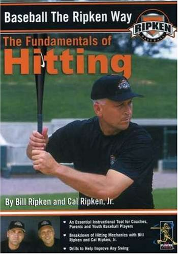 Fundamentals Of Hitting Baseball The Ripken Way Nr