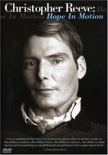 Christopher Reeve Hope In Mot Christopher Reeve Hope In Mot Ws Nr