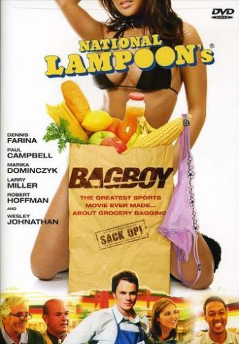 National Lampoon's Bagboy Sexy Cover Pg13